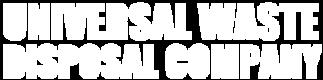 Universal Waste Disposal Company Logo